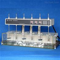 天津國銘RC-6D智能溶出度儀六杯六桿單排