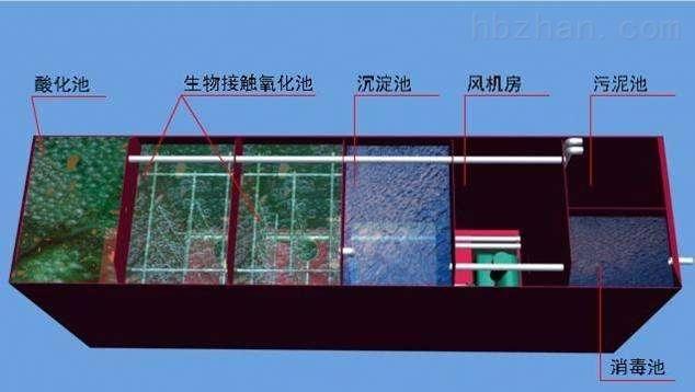 台州疾控中心实验室污水处理设备