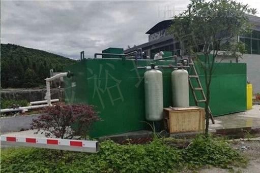 徐州疾控中心实验室污水处理设备