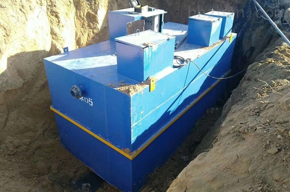 三门峡疾控中心实验室污水处理设备