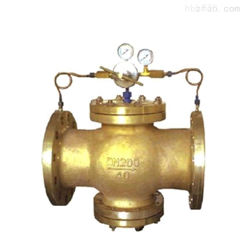 黄铜氧气减压阀
