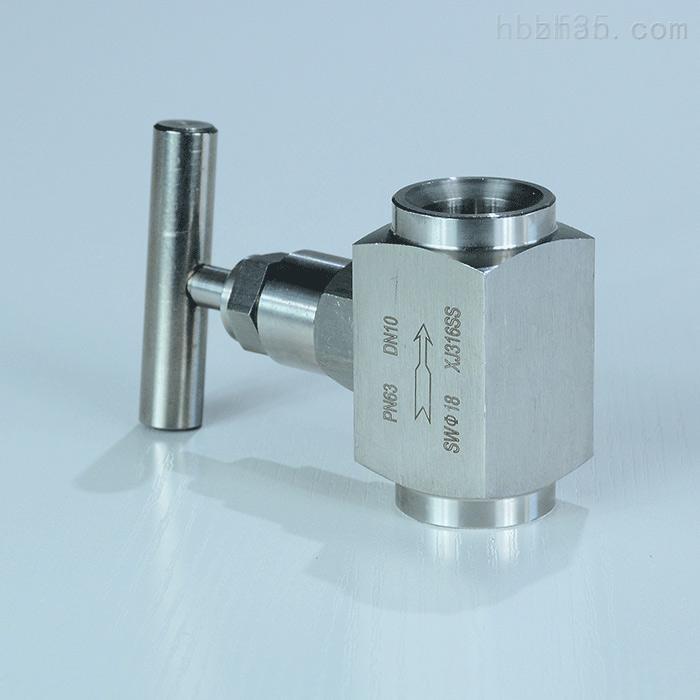 承插焊针型阀