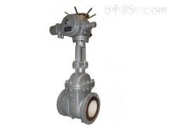 电动-耐磨陶瓷排渣阀