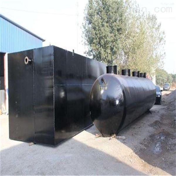农村污水处理MBR一体化设备