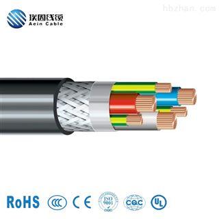 AC-FLEX903440 CP耐弯折TPE绝缘PUR护套拖链电缆