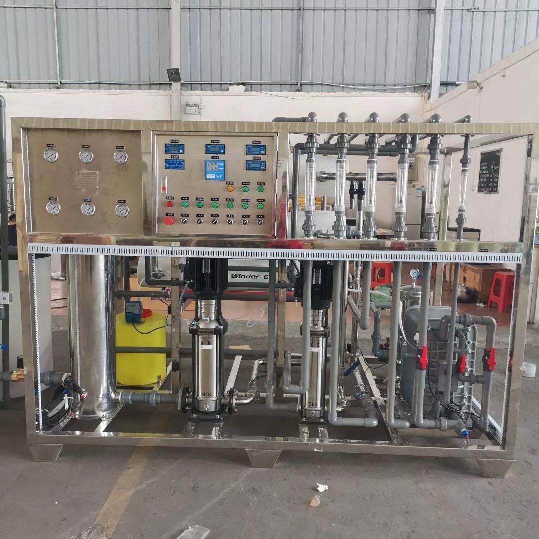 双极纯化水设备