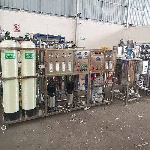 日用化工制水设备