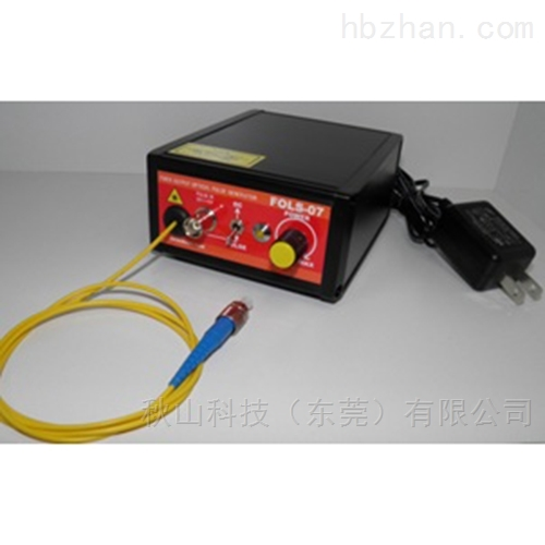 日本ccsawaki光纤输出LD脉冲光源FOLS-07