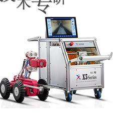 X5-HS2管道CCTV检测机器人