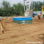 一体化地埋式预制泵站外形美观