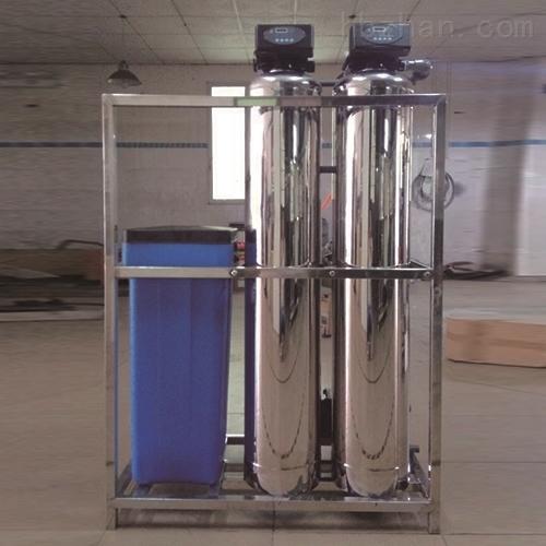 全自动运行软化水设备