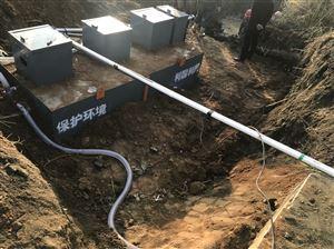 HR-SH防城港市社区废水处理装置