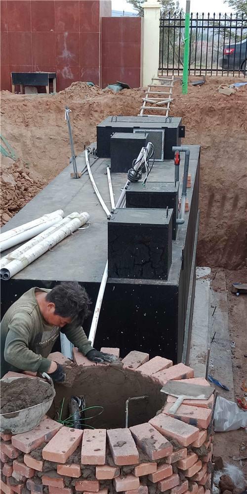梧州市居民楼废水处理装置