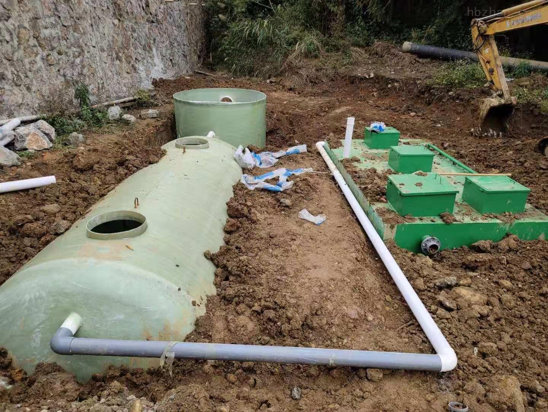 随州农村集市公厕废水处理机