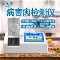HED-B12畜肉或水产品变质检测设备