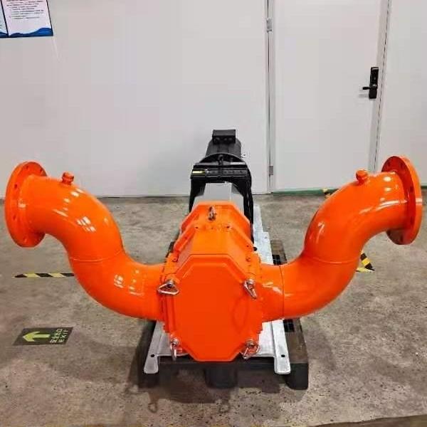 高精度凸轮式双转子泵