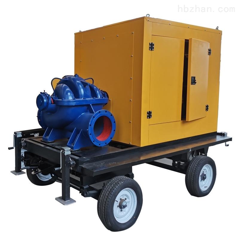 大流量柴油机离心泵