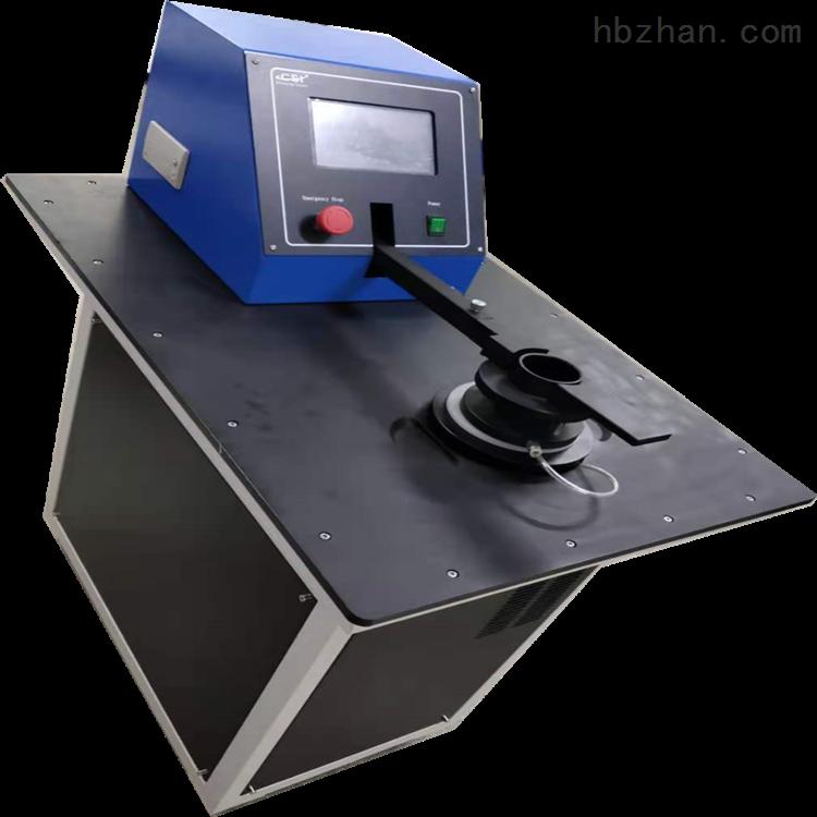 全自动织物透气性检测仪