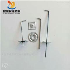 3*80,3*60,4*100,5*120电厂耐高温保温钩钉 自锁压板的用途与生产