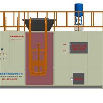 农村生活垃圾处理设备-磁化降解炉