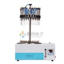 广西电动水浴氮吹仪JT-DCY-12YL氮气吹扫仪