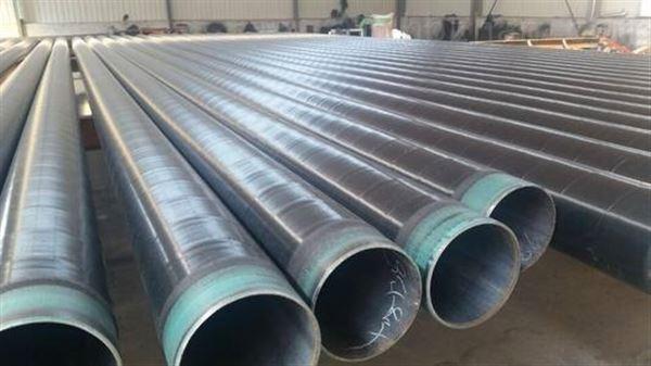 地埋燃气管道用3PE防腐钢管厂家介绍