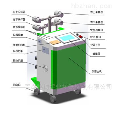 LB-2116型 生物安全柜检测仪