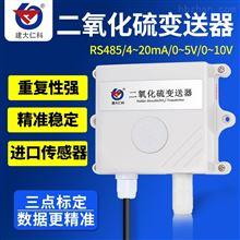 HS-SO2-N01-2建大仁科二氧化硫传感器SO2气体浓度检测仪
