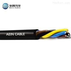 聚氨酯耐磨电缆 双护套抗撕裂 高柔性不断芯