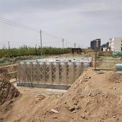 陕西地埋式箱泵一体化水箱盐城思源给排水