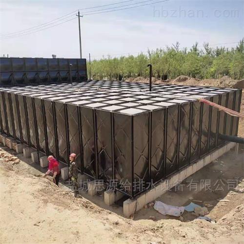 地埋式消防水箱常用干式电机轴流深井消防泵