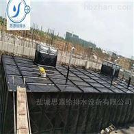 福州装配式地埋箱泵一体化水箱*价格