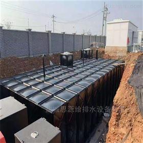 新疆地埋式箱泵一体化消防给水设备