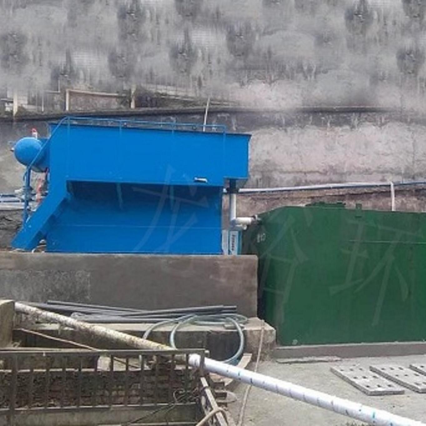 南阳市豆制品厂污水处理设备