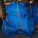 JD745X膜片式多功能水泵控制阀