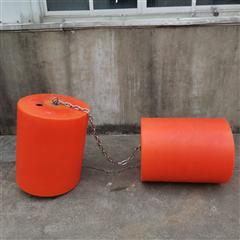 海上引揽浮标 水上浮力桶生产厂家