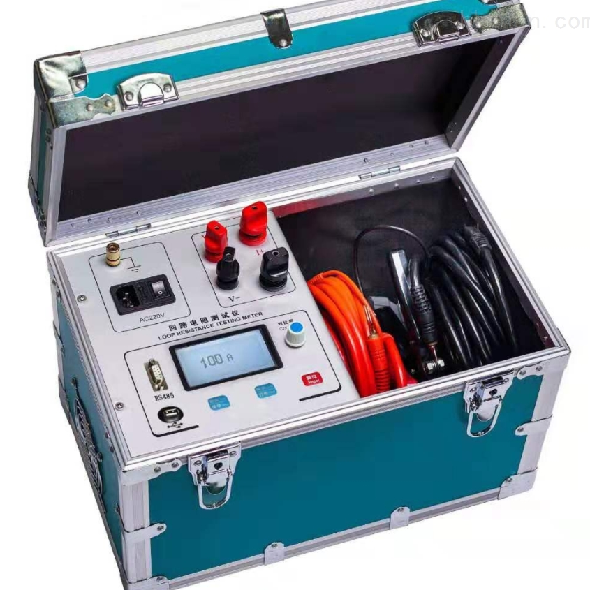 JYL(100C、200c)回路电阻测试仪
