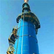 hz-113环振实体厂家批发立式脱硫塔 可定制