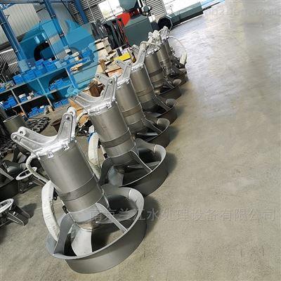 QJB污水池混合式液下潜水搅拌机