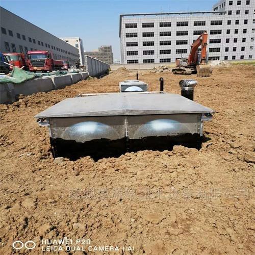 地埋式箱泵一体化无浮泵站