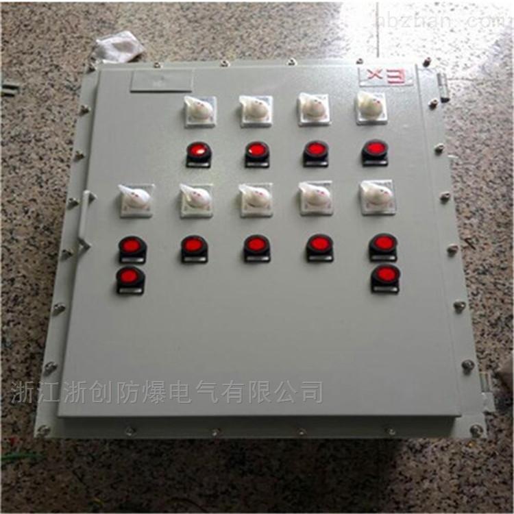防爆机旁电机控制箱