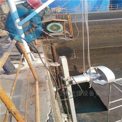 QJB4/6-320/3-960化肥染料冲压式潜水搅拌机