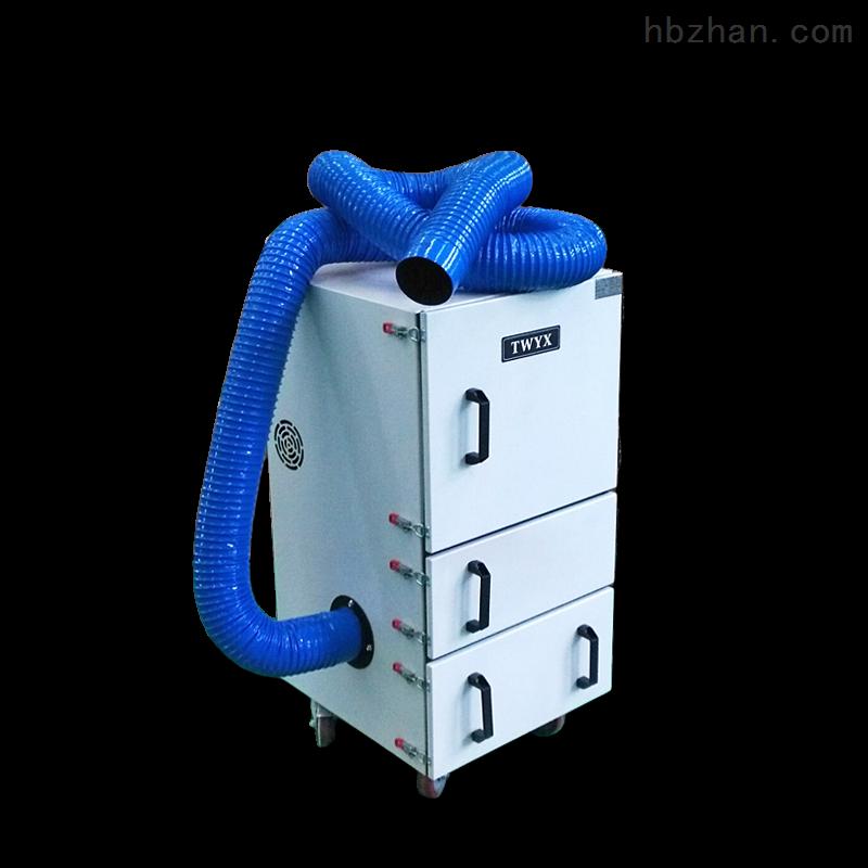磨床用箱体柜式集尘器