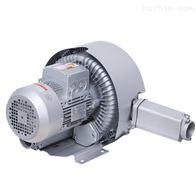 双叶轮漩涡高压气泵