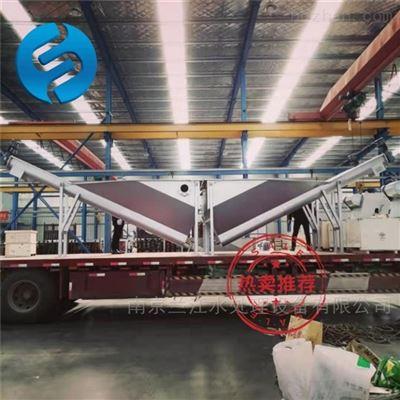 LSSF管道式砂水分离器