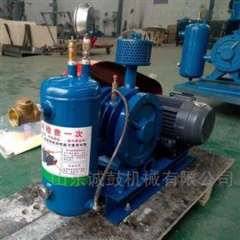 CGHC回轉風機的調試及更換機油