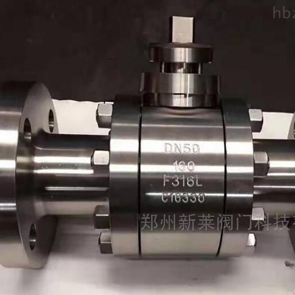 Q41F-64P不锈钢高压锻钢球阀
