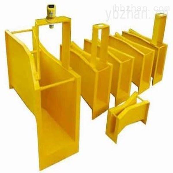 防腐蚀性玻璃钢巴歇尔槽