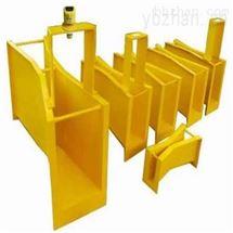 B=152防腐蝕性玻璃鋼巴歇爾槽