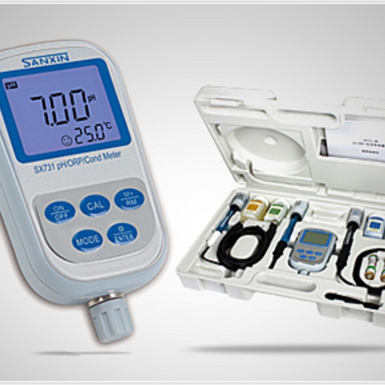 便携式pH仪